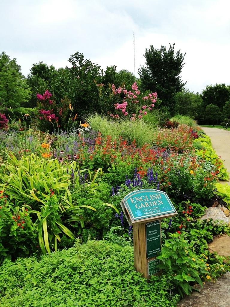 English Garden – August6th